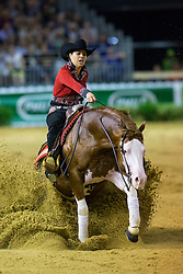 Cira Baeck, (BEL), Colonels Shining Gun - Individual Final Comptetition - Alltech FEI World Equestrian Games™ 2014 - Normandy, France.<br /> © Hippo Foto Team - Leanjo De Koster<br /> 30-08-14