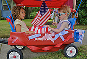 Children age 3 in July 4th parade Family, Family activities Children, Camping Family