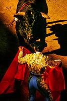 Bullfight, Fiesta of San Fermin, Pamplona, Spain