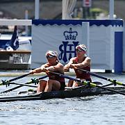Race 7 - W2x - Donoghue & Loe vs Oldenburg & de Jong