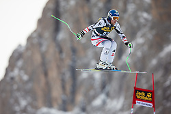 18.12.2013, Saslong, Groeden, ITA, FIS Ski Weltcup, Groeden, Abfahrt, Herren, 1. Traininglauf, im Bild Johannes Kroell (AUT) // Johannes Kroell of Austria in action during mens 1st downhill practice of the Groeden FIS Ski Alpine World Cup at the Saslong Course in Gardena, Italy on 2012/12/18. EXPA Pictures © 2013, PhotoCredit: EXPA/ Johann Groder