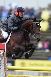 Tebbel Rene (GER) - Radiator<br /> CHIO Aachen 2000<br /> Photo © Dirk Caremans