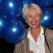 Emma Thompson attend the Company - Opening Night at Gielgud Theatre, London, UK. 17 October 2018.