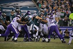 NFC CHAMPIONSHIP - Philadelphia Eagles vs Minnesota Vikings at Lincoln Financial Field