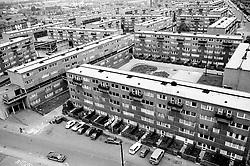 Hyson Green flats, Nottingham, 1970's