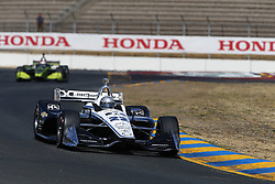 September 14, 2018 - Sonoma, California, United Stated - SIMON PAGENAUD (22) of France takes to the track to practice for the Indycar Grand Prix of Sonoma at Sonoma Raceway in Sonoma, California. (Credit Image: © Justin R. Noe Asp Inc/ASP via ZUMA Wire)