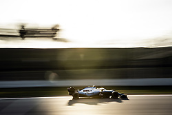 February 28, 2019 - Barcelona, Catalonia, Spain - George Russell from Great Britain with 63 Williams Racing in action during the Formula 1 2019 Pre-Season Tests at Circuit de Barcelona - Catalunya in Montmelo, Spain on February 28. (Credit Image: © Xavier Bonilla/NurPhoto via ZUMA Press)