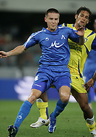 Fotball<br /> Foto: Inside/Digitalsport<br /> NORWAY ONLY<br /> <br /> Verona 23/8/2006 <br /> Champions League 3rd round qualifying<br /> Chievo Verona v Levski Sofia 3-3<br /> <br /> Igor TOMASIC Levski