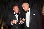 MATTHEW FREUD; NICHOLAS COLERIDGE, 2012 GQ Men of the Year Awards,  Royal Opera House. Covent Garden, London.  3 September 2012