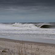 Hurricane Sandy in Southern North Carolina, October 2012