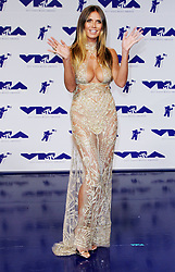The 2017 MTV Video Music Awards Arrivals at The Forum in Inglewood, California on 8/27/17. 27 Aug 2017 Pictured: Heidi Klum. Photo credit: River / MEGA TheMegaAgency.com +1 888 505 6342