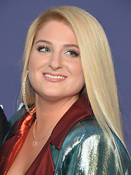August 2, 2018 - West Hollywood, California, U.S. - Meghan Trainor arrives for the FOX Summer TCA 2018 All-Star Party at Soho House. (Credit Image: © Lisa O'Connor via ZUMA Wire)