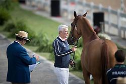 Bost Roger Yves, FRA, Sydney Une Prince<br /> Olympic Games Rio 2016<br /> © Hippo Foto - Dirk Caremans<br /> 12/08/16