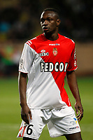 FOOTBALL - FRENCH CHAMPIONSHIP 2010/2011 - L1 - AS MONACO v OLYMPIQUE MARSEILLE - 30/01/2011 - PHOTO PHILIPPE LAURENSON / DPPI - MAHAMADOU DIARRA (ASM)