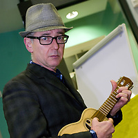 John Hegley<br /> 22 February 2012<br /> <br /> Picture by David X Green/Writer Pictures