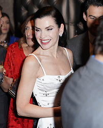 Juliannna Margulies arrivals at the Writers Guild Awards 2019 in New York City, USA on February 17, 2019.