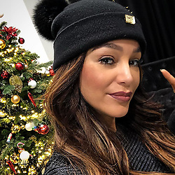 """Verona Pooth releases a photo on Instagram with the following caption: """"..so, \ud83d\udc49\ud83c\udffdZack zack heute werden die letzten Weihnachtsgeschenke\ud83c\udf81\ud83d\udecd besorgt \ud83d\ude03habt ihr schon alle Geschenke gekauft ??? \ud83c\udf84\ud83c\udf85\ud83c\udffd\ud83c\udf84"""". Photo Credit: Instagram *** No USA Distribution *** For Editorial Use Only *** Not to be Published in Books or Photo Books ***  Please note: Fees charged by the agency are for the agency's services only, and do not, nor are they intended to, convey to the user any ownership of Copyright or License in the material. The agency does not claim any ownership including but not limited to Copyright or License in the attached material. By publishing this material you expressly agree to indemnify and to hold the agency and its directors, shareholders and employees harmless from any loss, claims, damages, demands, expenses (including legal fees), or any causes of action or allegation against the agency arising out of or connected in any way with publication of the material."""