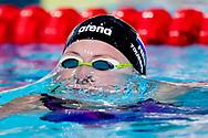 TOUSSAINT Kira Marije NED<br /> 50m Backstroke Women Heats<br /> Glasgow 04/08/18 <br /> Swimming Tollcross International Swimming Centre<br /> LEN European Aquatics Championships 2018 <br /> European Championships 2018 <br /> Photo Andrea Masini/ Deepbluemedia/Insidefoto