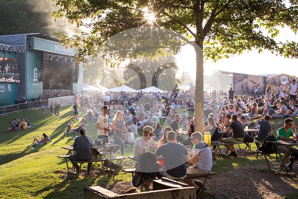 SCHWEIZ - WABERN - Waldbühne am Gurtenfestival - 12. Juli 2018 © Raphael Hünerfauth - https://www.huenerfauth.ch