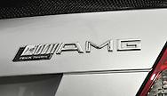 2008 Mercedes Benz AMG CLK 63 Black Series (Iridium Silver) .Logo, badge, emblem .Corporate Drive Day with Octane Events & The Supercar Club.Mornington Pennisula, Victoria .6th-7th of August 2009 .(C) Joel Strickland Photographics