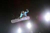 Snowboard , X-Games Oslo <br /> 26. Februar 2016  , 20160226<br /> Snowboard, Half Pipe, Wyller, X-Games <br /> Foto: Sjur Stølen / Digitalsport