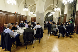 Yale School of Management - Mahindra Future Leader Program October 23–28, 2017. Dinner and Sec John Kerry, Speaker