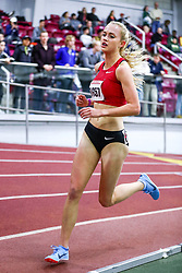 David Hemery Valentine Invitational<br /> Indoor Track & Field at Boston University , womens 3000 meters, heat 1,  , Bowerman TC, Nike, Vanessa Fraser, , Nike,