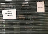 the avon pharmacy stratford upon avon by Mark Anton Smith