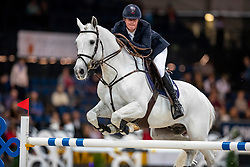 Verlooy Jos, BEL, Caracas<br /> Stuttgart - German Masters 2018<br /> © Hippo Foto - Stefan Lafrentz
