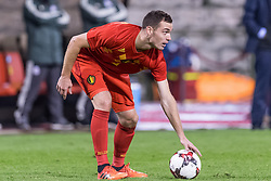 Thomas Vermaelen of Belgium during the friendly match between Belgium and Mexico on November 10, 2017 at the Koning Boudewijn stadium in Brussels, Belgium.