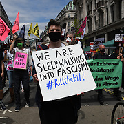 People's Assembly - National Demonstration, London, UK