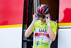 Tadej POGACAR of UAE TEAM EMIRATES during 3rd Stage of 27th Tour of Slovenia 2021 cycling race between Brezice and Krsko (165,8 km), on June 11, 2021 in Slovenia. Photo by Matic Klansek Velej / Sportida
