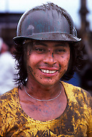 Mexican oil worker