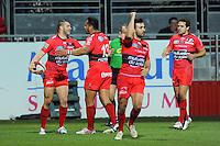 Joie Toulon - Drew MITCHELL - 14.03.2015 - Lyon OU / Toulon -  20eme journee de Top 14<br /> Photo : Jean Paul Thomas  / Icon Sport<br /> <br />   *** Local Caption ***
