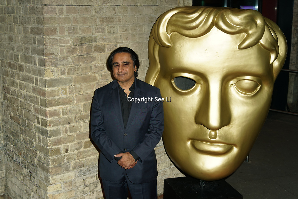 London, England, UK. 26th November 2017. Sanjeev Bhaskar attend the British Academy Children's Awards 2017 at the Roundhouse.