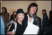 LULU; JEFF BECK, Tracey Emin The Last Great Adventure is You - White Cube, Bermondsey. London. 7 October 2014