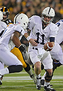 NCAA Football - Penn State at Iowa - October 20, 2012