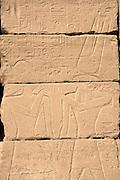 Temple of Amun at Karnak  Luxor, Egypt