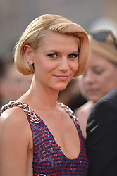 Claire Danes attends the 67th Emmy Awards at the Microsoft Theatre on September 20th, 2015 in Los Angeles, CA, USA. Photo by Lionel Hahn/ABACAPRESS.COM  | 516539_034 Los Angeles Etats-Unis United States