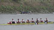 Putney. London,  Oxfrod Brookes University . start of the 2015  Head of the River Race. Championship Course Putney to Mortlake.  ENGLAND. <br /> <br /> Sunday   29/03/2015<br /> <br /> [Mandatory Credit; Intersport-images] .   Empacher.