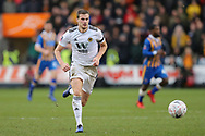 Wolverhampton Wanderers defender Ryan Bennett (5) during the The FA Cup fourth round match between Shrewsbury Town and Wolverhampton Wanderers at Greenhous Meadow, Shrewsbury, England on 26 January 2019.
