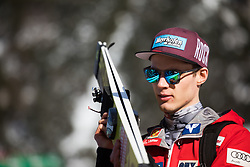 Philipp Aschenwald (AUT) during  the Ski Flying Hill Individual Competition at Day 2 of FIS Ski Jumping World Cup Final 2019, on March 22, 2019 in Planica, Slovenia. Photo Peter Podobnik / Sportida
