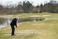 DEN DOLDER - Lage Vuursche.  Golfprofessional Ralph Miller. Instructie voor Golf.nl. COPYRIGHT KOEN SUYK