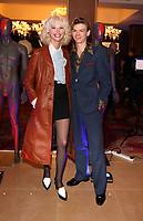 """Thomas Sangster and  Gzi Wisdom  at the UK Premiere of """"Stardust"""", the Opening Film of the Raindance Film Festival,The May Fair Hotel ,London photo by Roger Alarcon"""