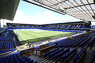 General view inside the stadium. Barclays Premier League match, Everton v Norwich City at Goodison Park in Liverpool on Sunday 15th May 2016.<br /> pic by Chris Stading, Andrew Orchard sports photography.