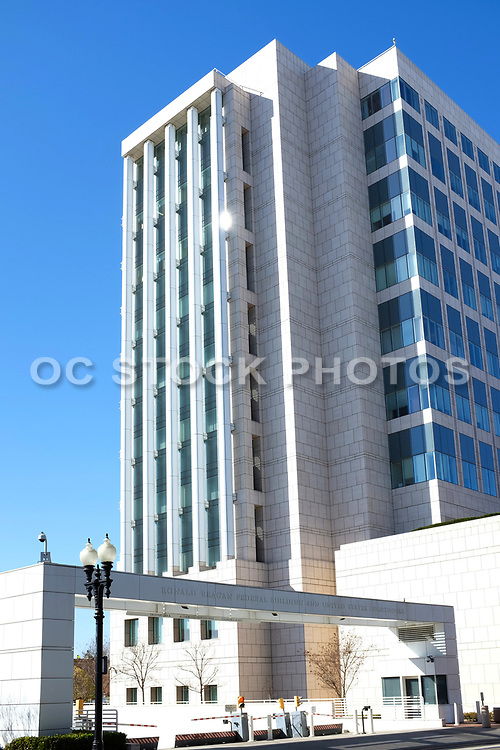 Ronald Reagan Federal Building and United States Court House