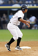CHICAGO - SEPTEMBER 10:  Eduardo Escobar #62 of the Chicago White Sox runs the bases against the Cleveland Indians on September 10, 2011 at U.S. Cellular Field in Chicago, Illinois.  The White Sox defeated the Indians 7-3.  (Photo by Ron Vesely)   Subject: Eduardo Escobar