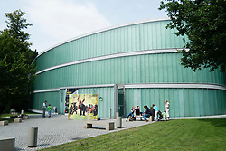 Neanderthal Museum in Mettmann Germany