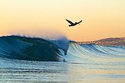 Sunrise Surf in San Clemente