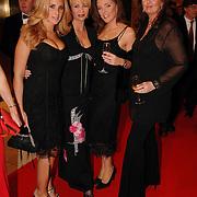 NLD/Amsterdam/20051128 - Uitreiking Beau Monde Awards 2005, Chantal Bles, ?, ?, ?